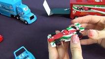 The Cars français ♥ Ma collection des voitures du dessin animé de Disney the Cars. Voitures camions