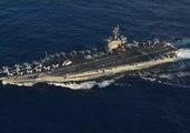 USS America and USS Carl Vinson Conduct Exercises in Pacific Ocean