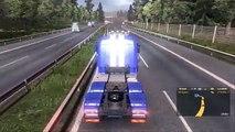 Euro truck simulator 2 : gros délire camion débrider plus gratte le péage