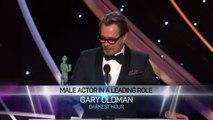 Gary Oldman_ Acceptance Speech _ 24th Annual SAG Awards
