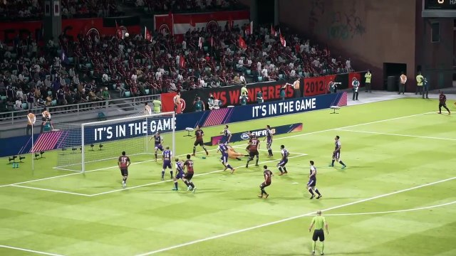 Australian A-League - Western Sydney Wanderers @ Perth Glory - FIFA 18 Simulation Full Game 28/1/18