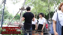 ฝรั่งใช้มุขเสี่ยวไทยจีบสาวมอกรุงเทพ PICKING UP THAI GIRLS WITH THAI PICK UP LINES   BANGKOK THAILAND