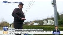 Crues en Seine-et-Marne: avec les sinistrés