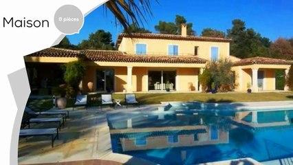 A vendre - Maison/villa - St paul (06570) - 8 pièces - 260m²