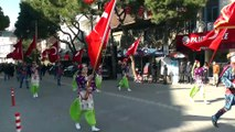 14.üncü Uluslararası Burhaniye Zeytin ve Zeytinyağı Hasat Festivali başladı - BALIKESİR