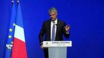 """""""Je ne cherche pas à retenir ceux qui ne veulent pas rester dans notre famille politique"""", déclare Wauquiez"""