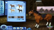 Sims 3: Pets - Create a Pet Demo (Part 3)