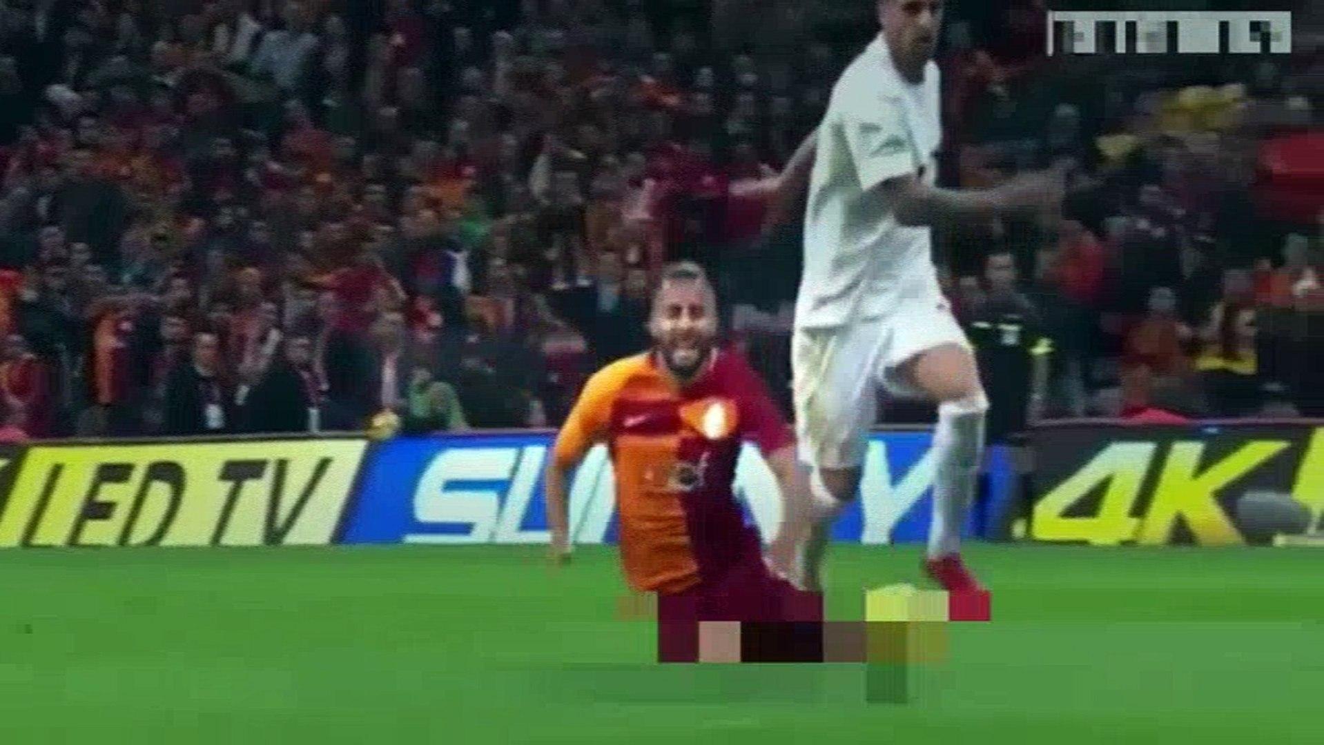 Galatasaray 4 - 2 Akhisarspor Maç Özeti / Muhteşem Geri Dönüş