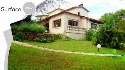 A vendre - Maison/villa - La colle sur loup (06480) - 4 pièces - 250m²