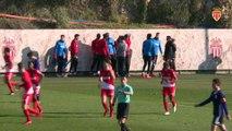 U17 : AS Monaco 6-3 Istres