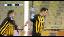 Amazing  Goal Christodoulopoulos L. (1:0) AEK Athens FC vs Lamia