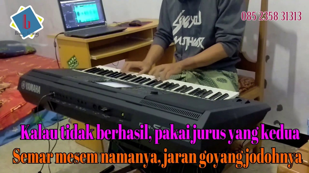 Jaran Goyang Karaoke Dangdut No Vocal Video Dailymotion