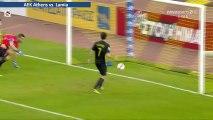 1-0 Lazaros Christodoulopoulos Goal - AEK Athens 1-0 Lamia  - 27.01.2018