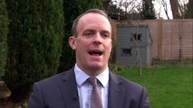 Dominic Raab on the increase in first time buyers