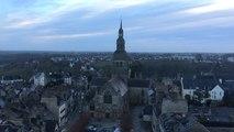 Du haut de la Tour de l'horloge