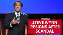 Casino mogul Steve Wynn resigns as RNC chairman following sexual harassment allegations