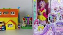 콩순이 프리파라 메이크업 스튜디오 스케치 리틀미미 아기인형 장난감놀이