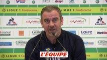 Foot - L1 - Caen : Huriez «Extrêmement déçus»