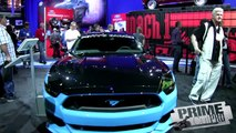new Ford Mustangs - SEMA Auto Show