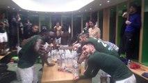 ASSE 2-1 SM Caen: la joie des Verts !