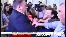 Лучшие драки и скандалы политиков / Драки в прямом эфире и думе/ Россия, Украина / Драки #8
