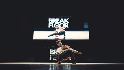 Break The Floor 2018 | John Martinage showcase