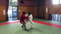 Judo vs. Sambo