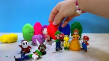 30 Play-Doh Surprise Eggs Unboxing Super Kinder Playdoh Überraschungsei Auspacken-overraskelse egg