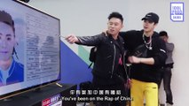 [ENG] Idol Producer EP1 Behind the Scenes - MC Jin is shooketh after seeing Xiao Gui's Profile Data