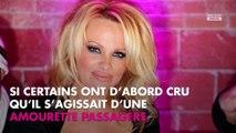 Pamela Anderson : Pour Adil Rami, elle a assisté à Marseille - Monaco en tribunes (photos)