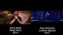 Amy Schumer steals from Zach Galifianakis, Dave Attell (again), Louis CK?