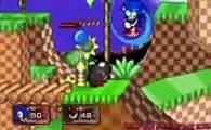 SSF2 MODS PART 20 One Punch Man,Fire Sonic,Mega Man x,SSJ4 - video