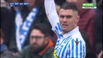 Alberto Paloschi Late Equalizer vs Inter Milan (1-1)