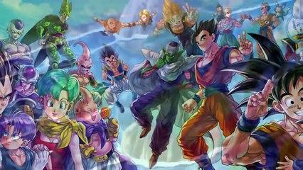 List of Dragon Ball Characters At Popflock com | View List of Dragon