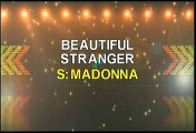 Madonna Beautiful Stranger Karaoke Version