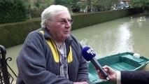 Crue de la Marne: à Lagny, des habitants refusent de quitter leur domicile