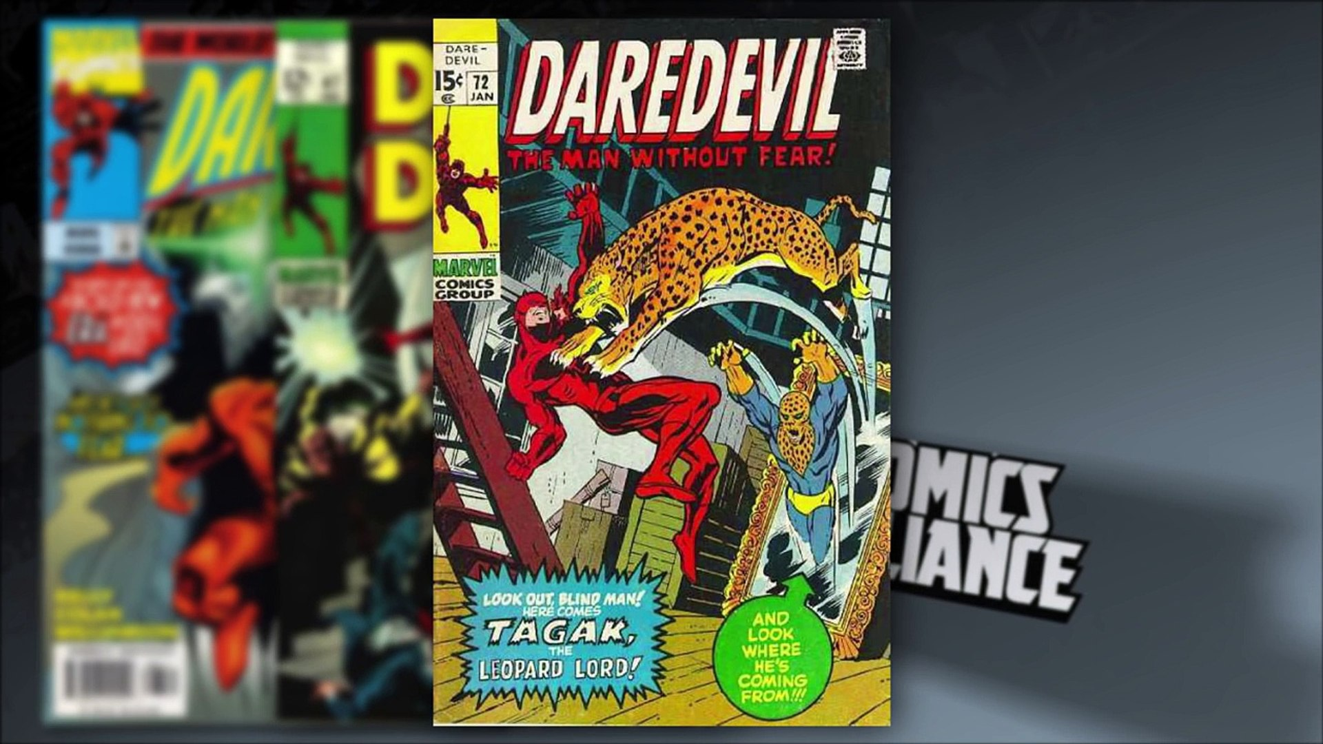 Daredevil - You Think You Know Comics?
