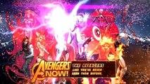 Marvel Teases 2015's Avengers NOW! Comics