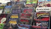 SMALLVILLE COMICS ALBERTON EVENT: FREE COMIC BOOK DAY 2014