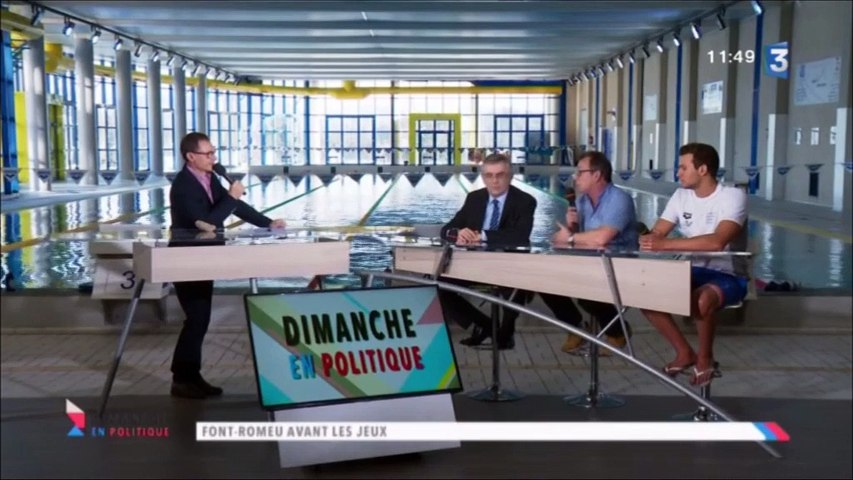 Interview d'Axel Reymond - Stage à Font-Romeu - CREPS