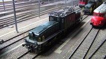 Le plus grand réseau des trains miniatures en Suisse à l'échelle 0 - Une vidéo de Pilentum Télévision sur le modélisme ferroviaire avec des trains miniatures