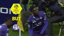 But Yaya SANOGO (11ème) / Toulouse FC - ESTAC Troyes - (1-0) - (TFC-ESTAC) / 2017-18