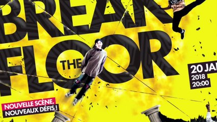 Break The Floor 2018 | Do U wanna get funcky Jasimprod