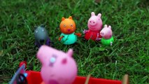 Peppa Pig Creations 44 - Muddy Puddle Adventure! - Peppa Pig
