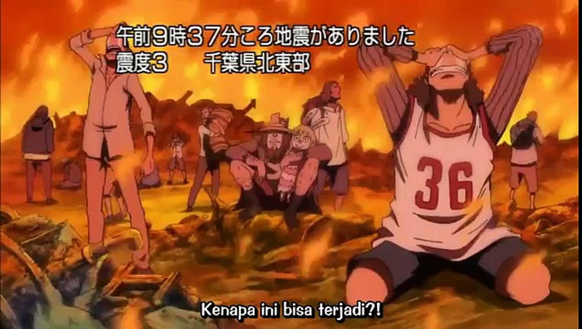 Suatu hari nanti aku yang akan merubah dunia ini !! Dragon Talk to ivankov - One Piece