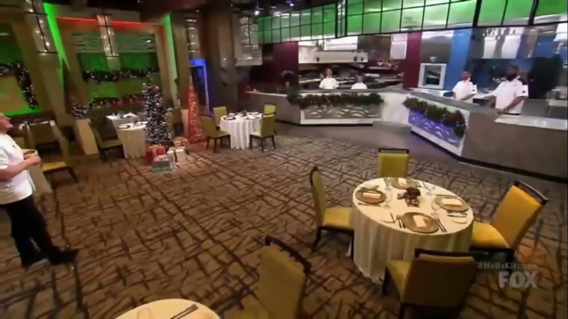 Terrific Hells Kitchen S17E14 Families Come To Hell Home Interior And Landscaping Analalmasignezvosmurscom