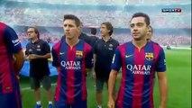 Trofeo Joan Gamper 2014: FC Barcelona 6-0 Club León (18.08.2014)