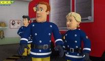 Feuerwehrmann Sam - Auf duennem Eis - Auf gefaehrlichen Pfaden - Auf, auf und davon