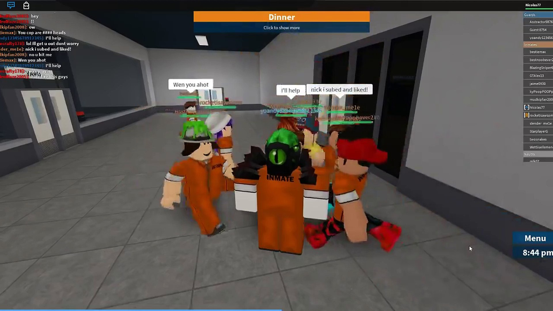 Dantdm Roblox Escape The Dentist How To Escape The Prison Every Time Roblox Prison Life Video Dailymotion
