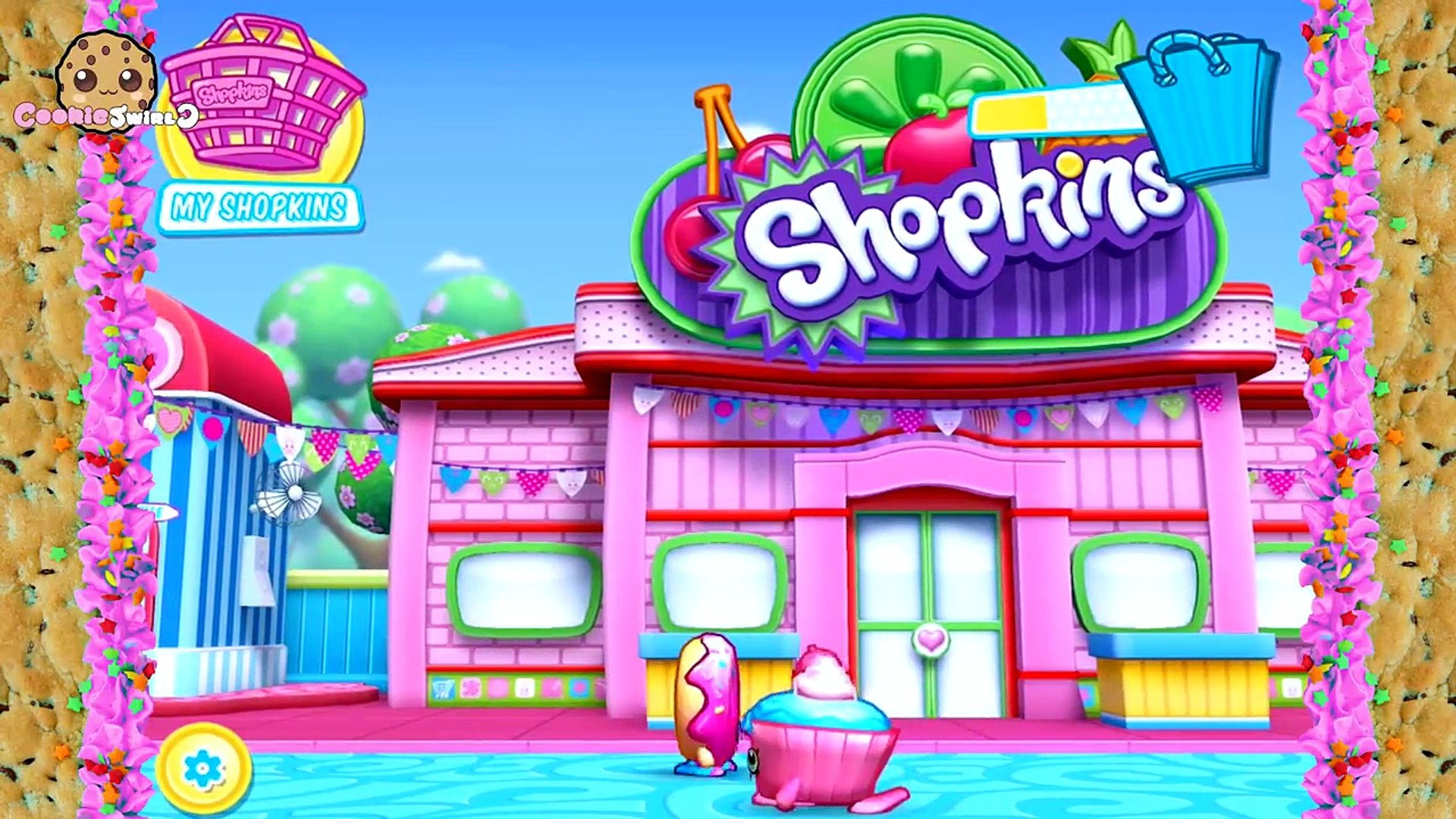 Play Latest Shopkins Game Shopkinsgamesfree Com Video Dailymotion